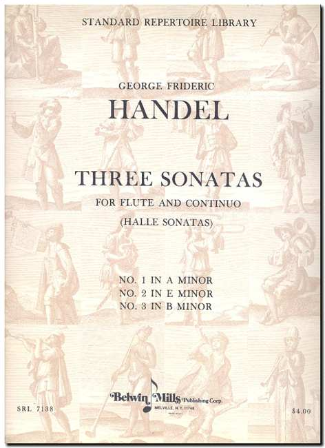 Handel Two Sonatas Trumpet & Piano New Varieties Are Introduced One After Another Sheet Music & Song Books Musical Instruments & Gear
