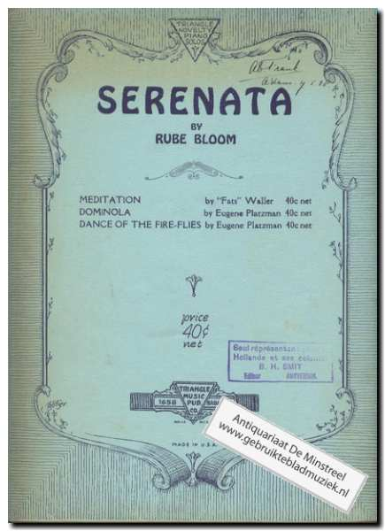 BLOOM,R - Serenata